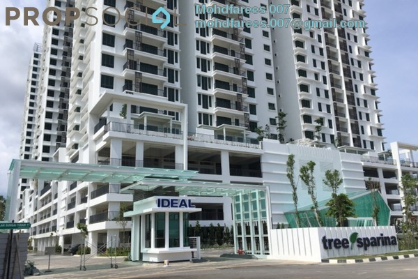 For Sale Condominium at Ideal Vision Park, Sungai Ara Freehold Unfurnished 3R/2B 690k