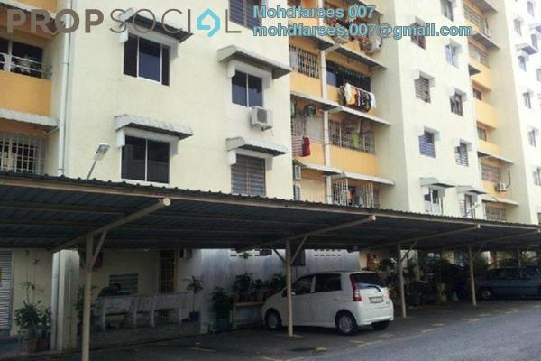 For Sale Apartment at Desa Bayan, Sungai Ara Freehold Fully Furnished 3R/2B 320k