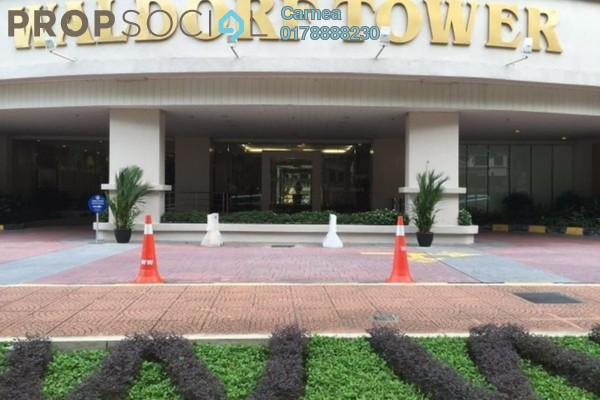 For Sale Serviced Residence at Waldorf Tower, Sri Hartamas Freehold Fully Furnished 3R/3B 1.35m