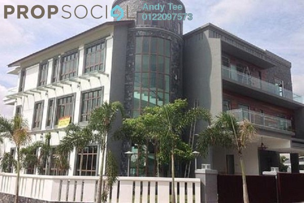 For Sale Bungalow at Mines Resort City, Seri Kembangan Leasehold Fully Furnished 10R/12B 8.3m
