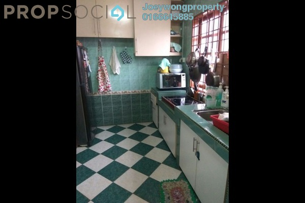 For Rent Terrace at Section 14, Petaling Jaya Leasehold Semi Furnished 3R/2B 2.2k