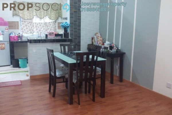 For Rent Townhouse at Taman Tasik Puchong, Puchong Leasehold Semi Furnished 3R/2B 1k