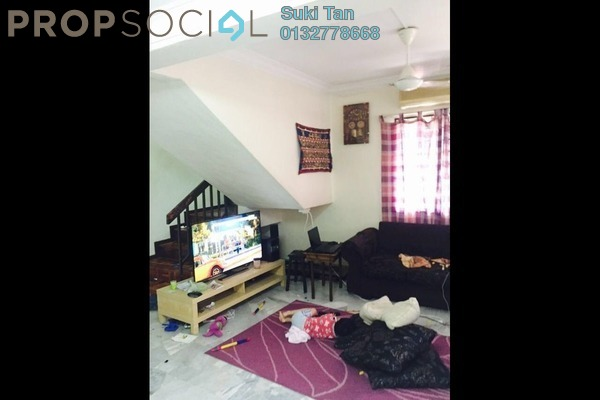 For Sale Terrace at Taman Menjalara, Bandar Menjalara Leasehold Semi Furnished 3R/2B 818k