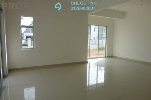 For Sale Terrace at Indah Residences, Kota Kemuning Freehold Semi Furnished 4R/4B 1.15m
