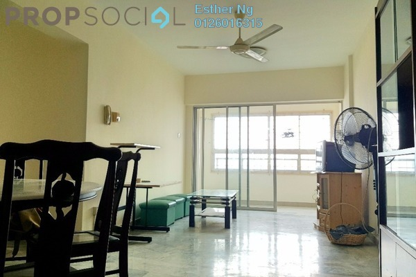 For Sale Apartment at Casa Magna, Kepong Leasehold Fully Furnished 3R/2B 400k
