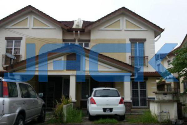 For Sale Semi-Detached at Bandar Puncak Alam, Kuala Selangor Leasehold Unfurnished 4R/3B 398k