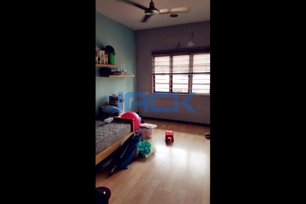 For Sale Townhouse at Parkville Garden Townhouse, Sunway Damansara Leasehold Semi Furnished 3R/3B 880k