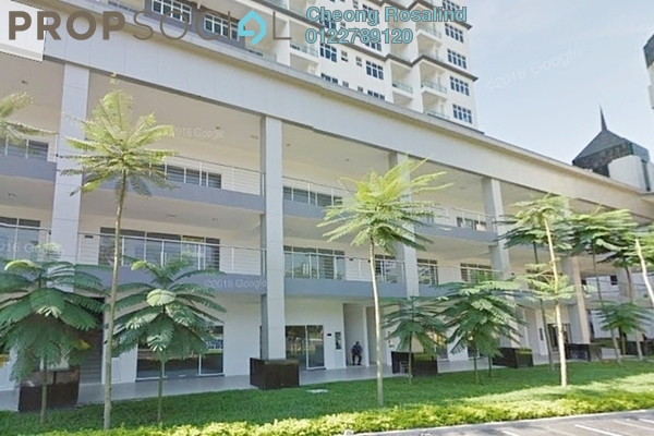 For Rent Shop at Skypod, Bandar Puchong Jaya Freehold Unfurnished 0R/0B 8k