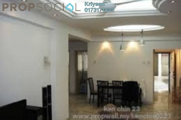 For Rent Condominium at Pandan Puteri, Pandan Indah Leasehold Semi Furnished 3R/2B 1.5k