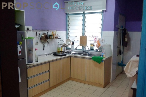 For Rent Terrace at Taman Supreme, Cheras Freehold Fully Furnished 4R/3B 2.5k