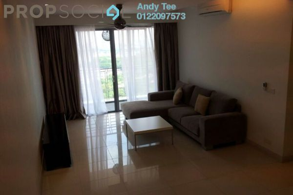 For Sale Condominium at The Westside One, Desa ParkCity Freehold Semi Furnished 1R/1B 850k