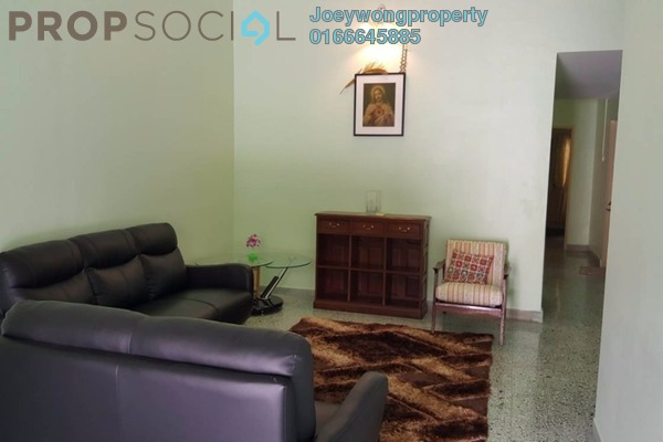 For Rent Terrace at Section 10, Petaling Jaya Leasehold Fully Furnished 3R/1B 2k
