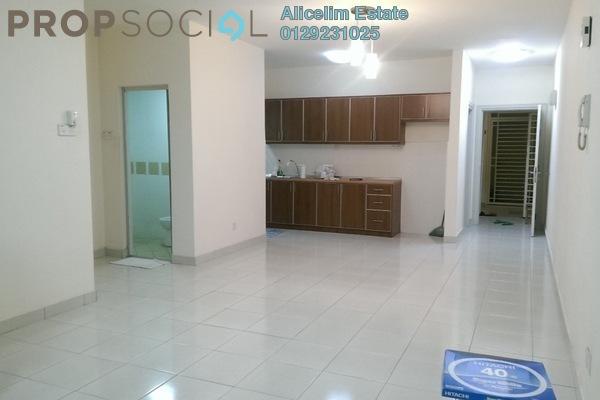 For Sale Condominium at Pelangi Damansara Sentral, Mutiara Damansara Leasehold Fully Furnished 2R/2B 570k