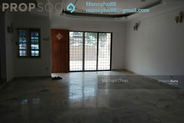 For Sale Terrace at Taman Desaria, Bandar Sunway Leasehold Semi Furnished 7R/3B 670k