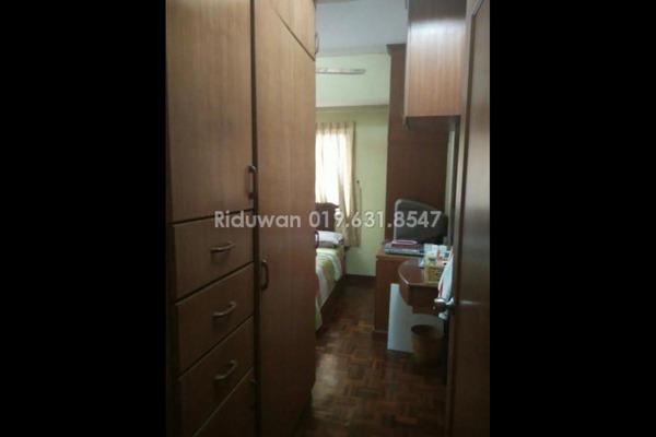 For Sale Condominium at Vista Komanwel, Bukit Jalil Freehold Semi Furnished 3R/2B 650k