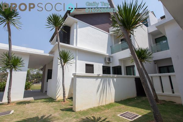 For Sale Semi-Detached at Symphony Hills, Cyberjaya Freehold Semi Furnished 4R/4B 2.05m