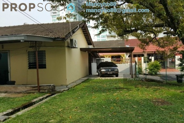 For Sale Terrace at Section 14, Petaling Jaya Leasehold Semi Furnished 4R/2B 750k