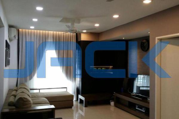 For Sale Condominium at First Residence, Kepong Leasehold Fully Furnished 4R/3B 838k