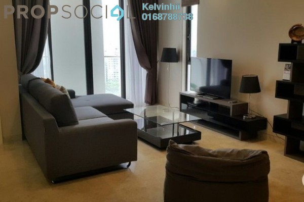 For Rent Condominium at Kiara Residence, Bukit Jalil Leasehold Fully Furnished 3R/2B 2.6k