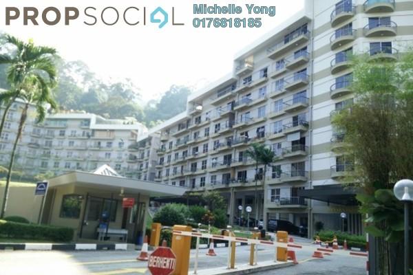 For Sale Condominium at Menara Indah, Ampang Leasehold Unfurnished 3R/3B 440k