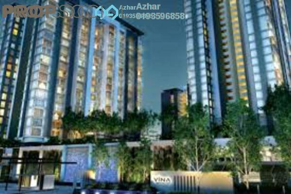 For Sale Condominium at Vina Versatile Homes, Cheras South Freehold Semi Furnished 3R/5B 1.26m