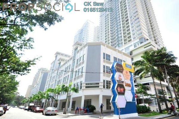 For Rent Condominium at Endah Promenade, Sri Petaling Leasehold Fully Furnished 3R/2B 2.6k