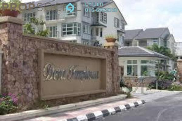 For Rent Condominium at Desa Impiana, Puchong Freehold Unfurnished 3R/2B 1.2k