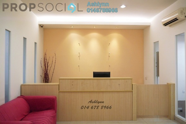 For Sale Office at Merchant Square, Tropicana Leasehold Fully Furnished 0R/0B 695k