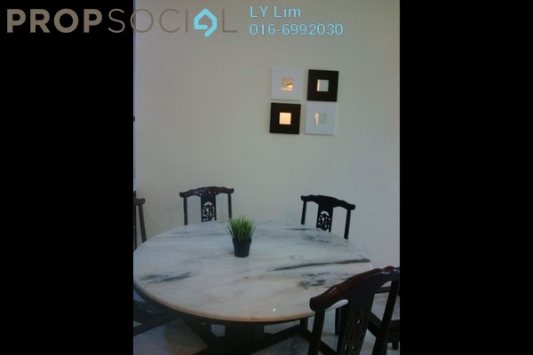 For Rent Condominium at Koi Tropika, Puchong Leasehold Fully Furnished 3R/2B 1.7k