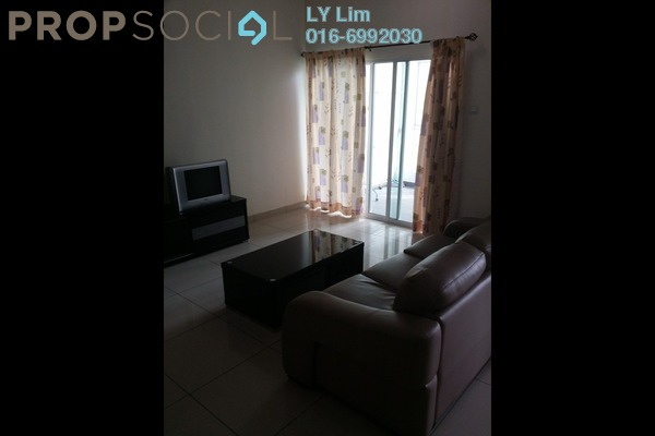 For Rent Condominium at Impian Meridian, UEP Subang Jaya Freehold Fully Furnished 3R/2B 2.2k