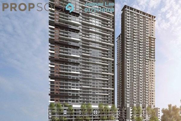 For Sale Condominium at Hamilton Residence, Wangsa Maju Leasehold Unfurnished 3R/2B 550k