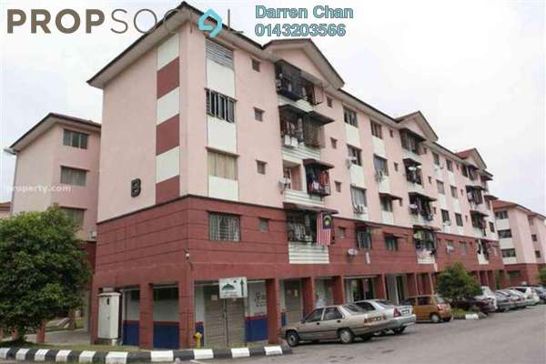 For Rent Apartment at Suakasih, Bandar Tun Hussein Onn Freehold Unfurnished 3R/2B 750translationmissing:en.pricing.unit