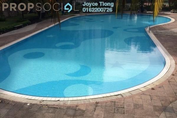 For Rent Condominium at Bukit OUG Condominium, Bukit Jalil Freehold Semi Furnished 3R/2B 1.15k