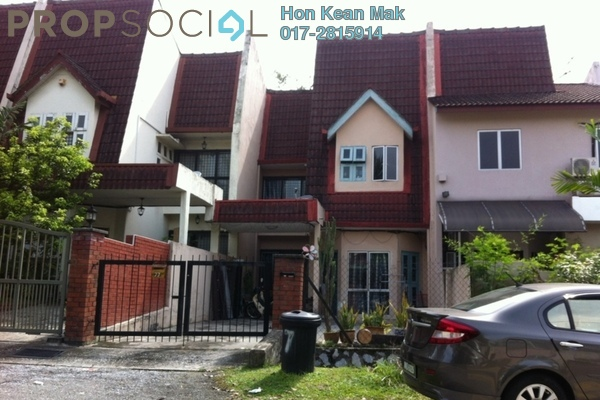 For Sale Terrace at Taman Puteri Subang, Subang Leasehold Semi Furnished 4R/3B 665k