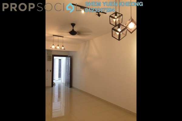For Sale Serviced Residence at 8 Kinrara, Bandar Kinrara Freehold Semi Furnished 3R/2B 780k