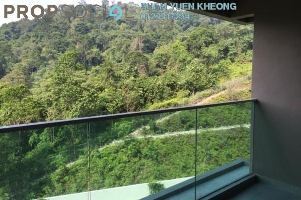 For Sale Condominium at Rimba Residence, Bandar Kinrara Freehold Semi Furnished 4R/3B 780k