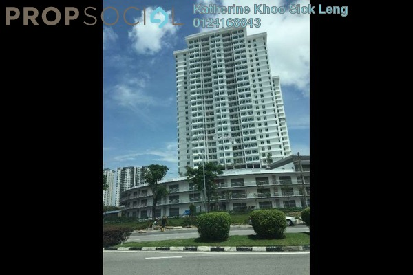 For Sale Condominium at Arena Residence, Bayan Baru Freehold Unfurnished 3R/3B 860k
