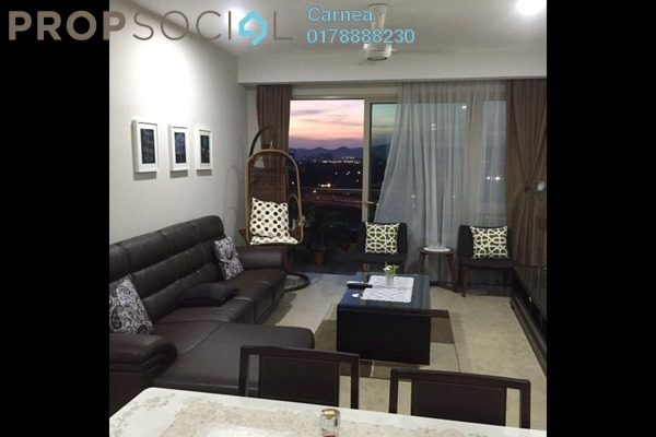For Sale Apartment at myHabitat, KLCC Freehold Fully Furnished 3R/2B 1.55m