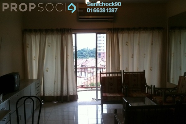 For Sale Condominium at Meadow Park 2, Old Klang Road Freehold Semi Furnished 3R/2B 360k