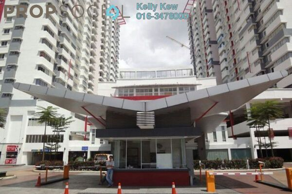 For Sale Condominium at Koi Kinrara, Bandar Puchong Jaya Freehold Fully Furnished 3R/2B 568k