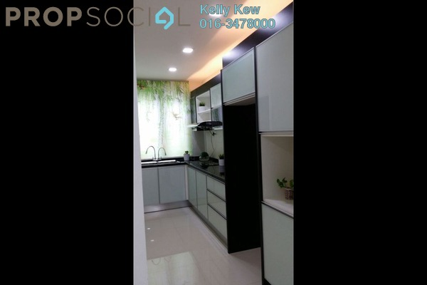 For Sale Condominium at Happy Garden, Old Klang Road Freehold Fully Furnished 3R/3B 939k