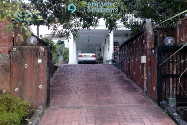 For Sale Terrace at Section 2, Shah Alam Leasehold Unfurnished 4R/3B 1.3Juta