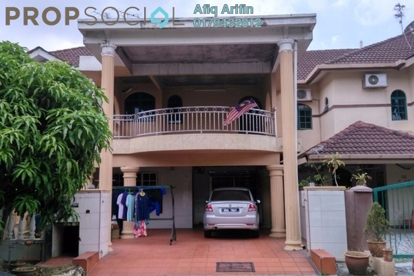 For Sale Terrace at Section 7, Shah Alam Leasehold Unfurnished 4R/3B 830k