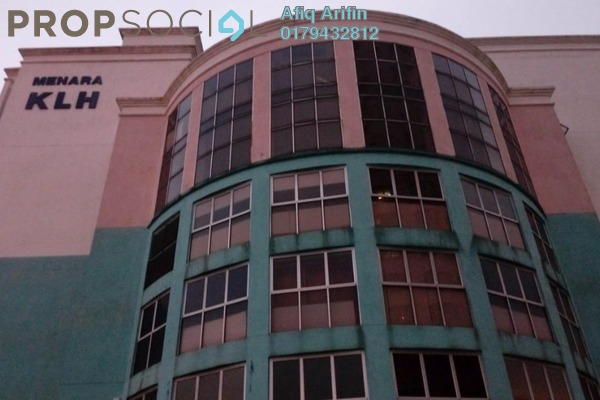 For Sale Apartment at Menara KLH, Bandar Kinrara Leasehold Unfurnished 3R/2B 280k