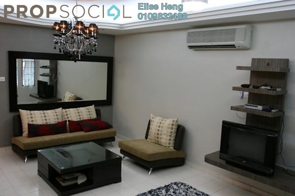 For Sale Terrace at Taman Sri Ramal, Kajang Leasehold Semi Furnished 3R/2B 400k