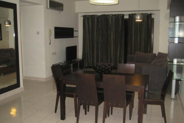 For Rent Condominium at Angkasa Impian 2, Bukit Ceylon Leasehold Semi Furnished 4R/2B 3.3k