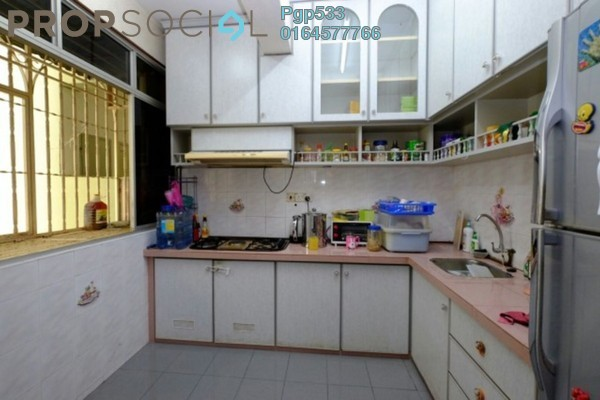 For Sale Apartment at Taman Sri Tebrau, Johor Bahru Freehold Semi Furnished 3R/2B 485k