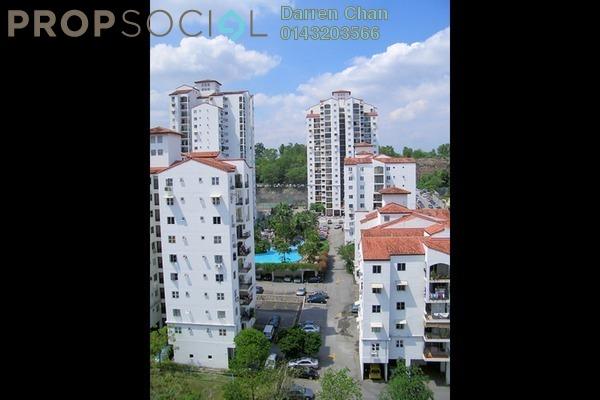 For Rent Condominium at Pantai Hillpark 2, Pantai Freehold Unfurnished 3R/2B 1.5k