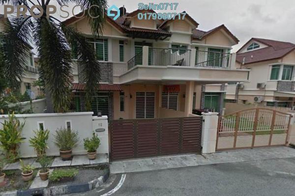 For Sale Semi-Detached at Emerald Park, Teluk Kumbar Freehold Semi Furnished 4R/3B 1.23m