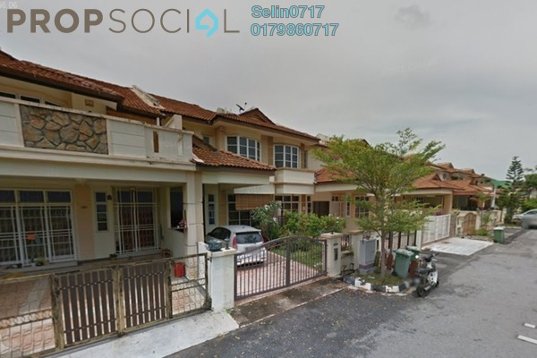 For Sale Terrace at Pantai Jerjak, Batu Uban Freehold Fully Furnished 4R/3B 1.13m